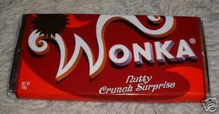 Wonka Nutty Crunch